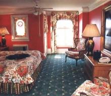 Balcony Suite 207