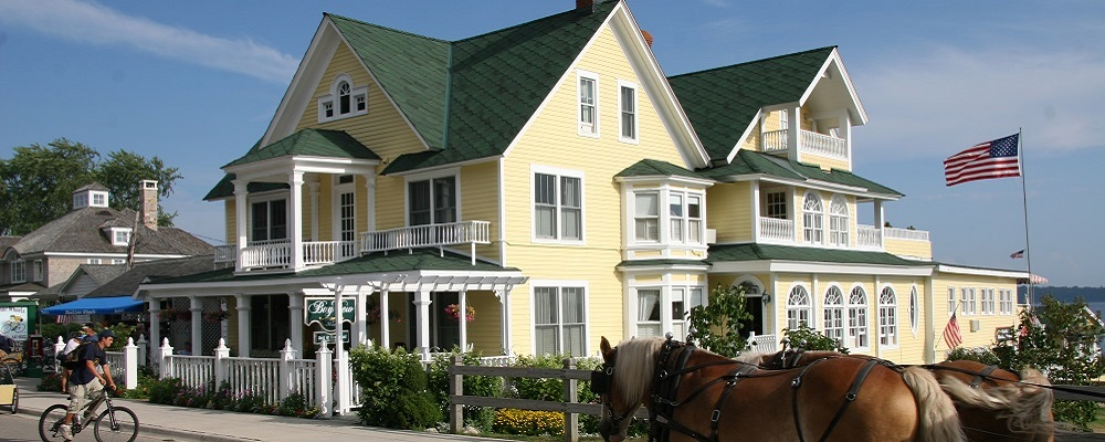 Mackinac Island Hotels And Bed And Breakfasts